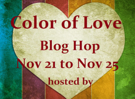 The Color of Love Blog Hop in on…