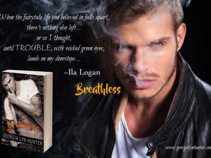 #Breathless + excerpt