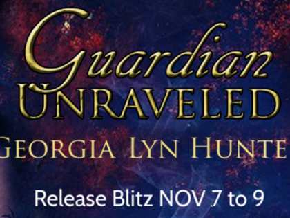 Books Unleashed: New release + Giveaway. Guardian Unraveled