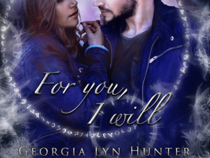 For You, I Will- now available in Audiobook!