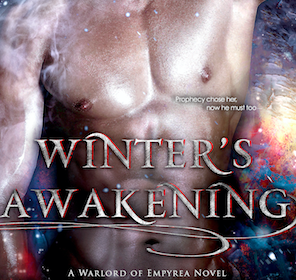 Cover Reveal: Winter's Awakening – Warlords of Empyrea #2
