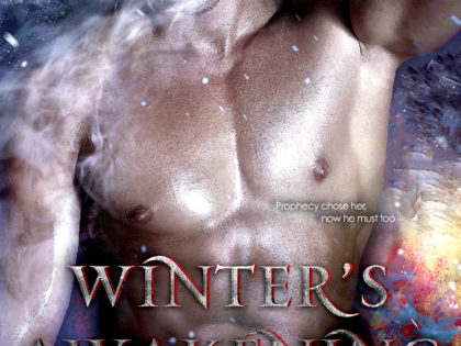 New release: Winter's Awakening~excerpt…