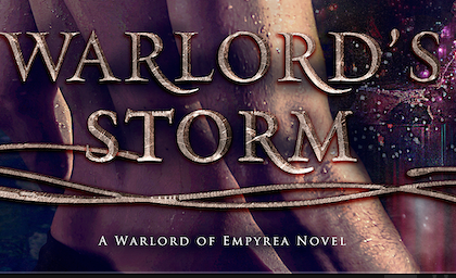 New Release: Warlord's Storm